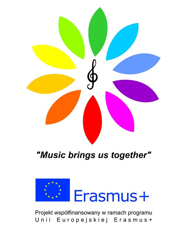 logo music brings erasmus